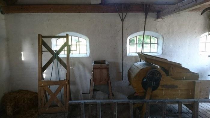 Geräte Museum Mosbjerg