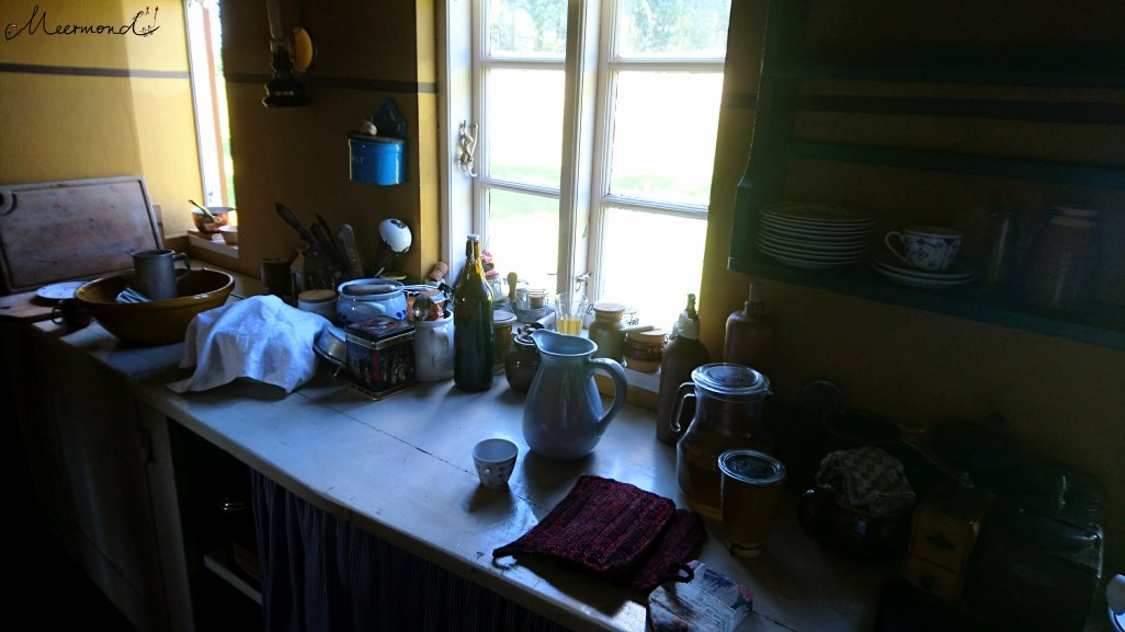 Mosbjerg Küche Museum