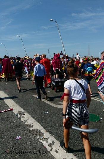 Karneval Aalborg Umzug