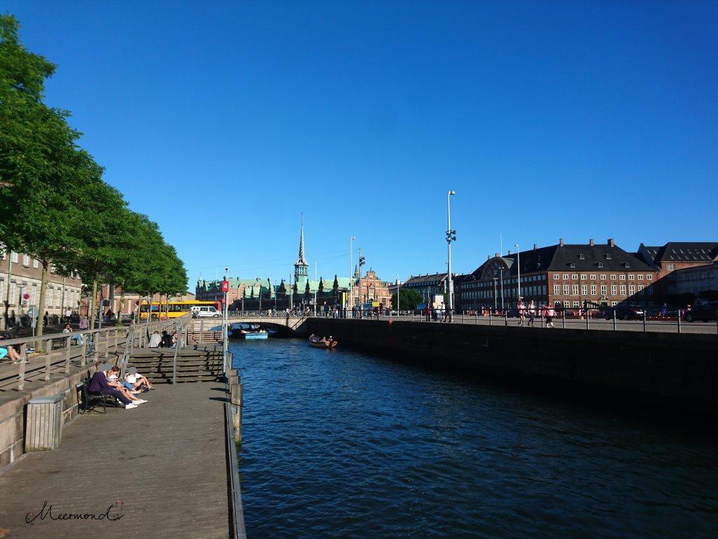 Börse Kopenhagen Kanal