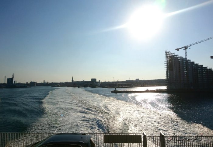 Fähre Kopenhagen Aarhus