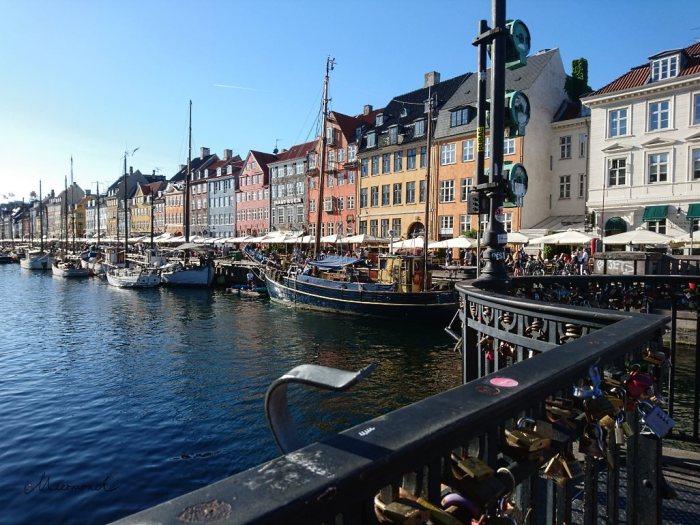 Nyhavn Kopenhagen Schlösser