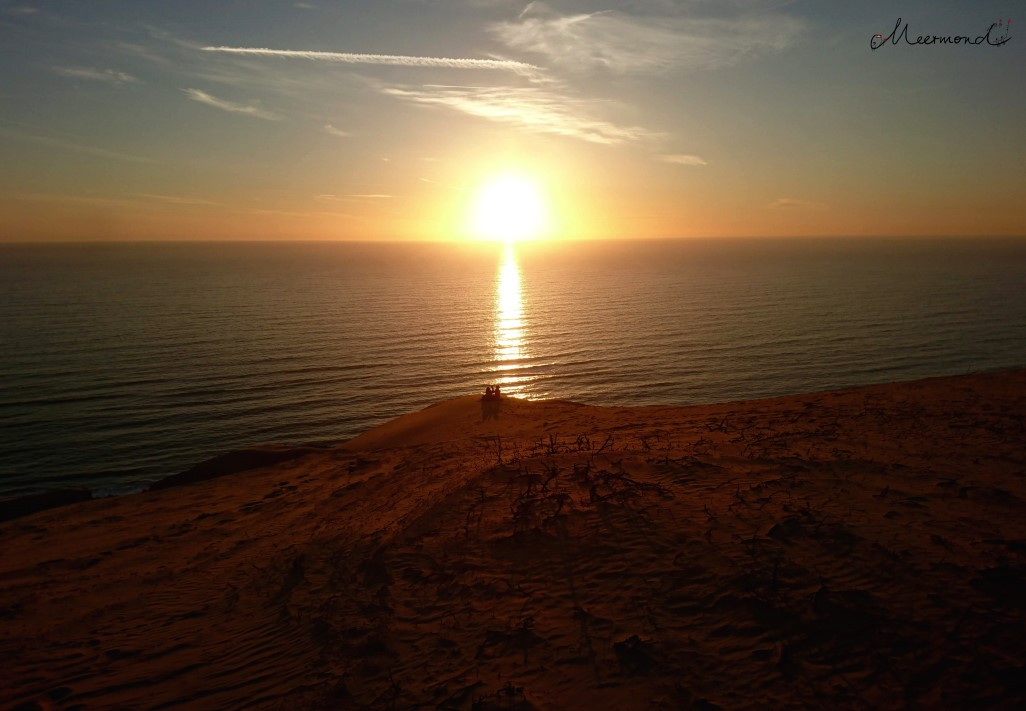 Sonnenuntergang Rubjerg Knude 6_2018
