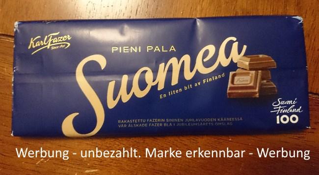 Finnische Schokolade
