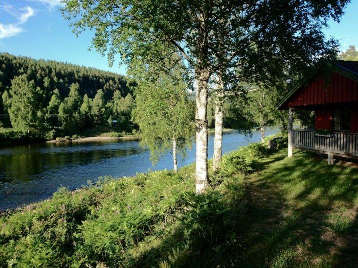 Holmen Camping Norwegen_