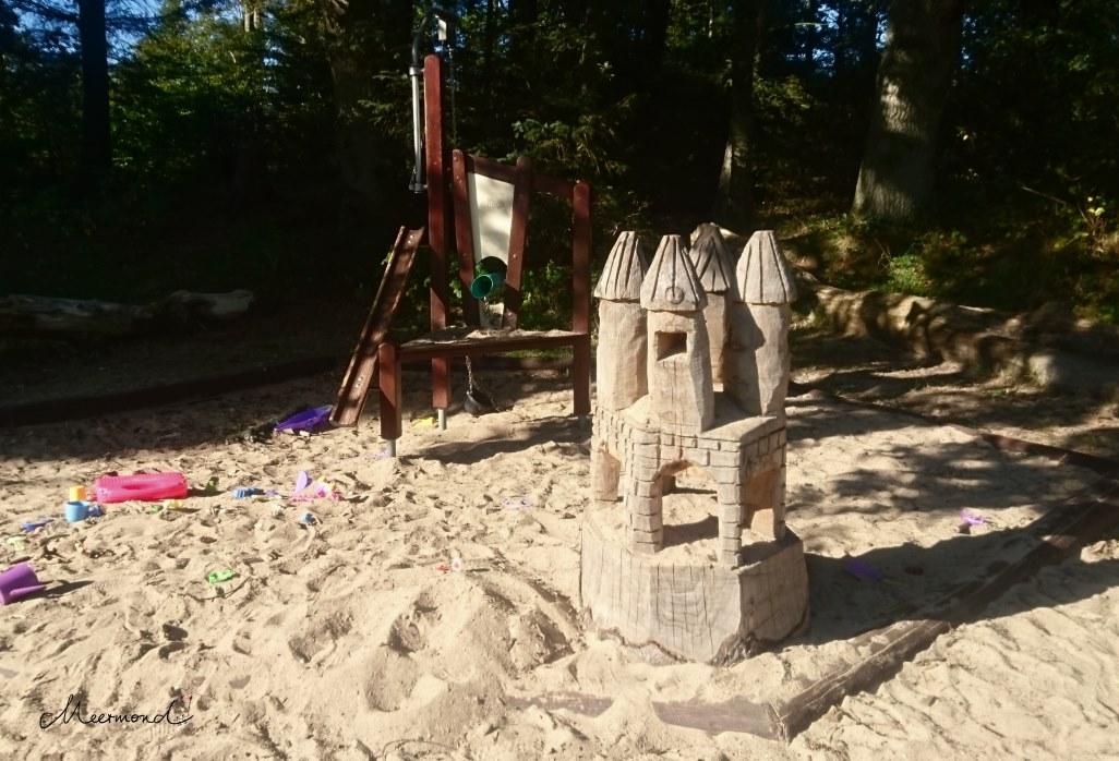 Blokhus Gateway Spielplatz Kleinkind