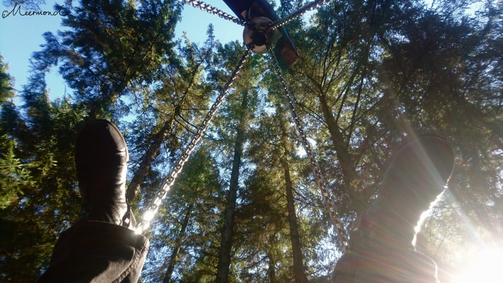 Blokhus Gateway Wald Schaukel