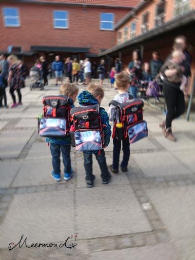 Schule Dänemark Einschulung