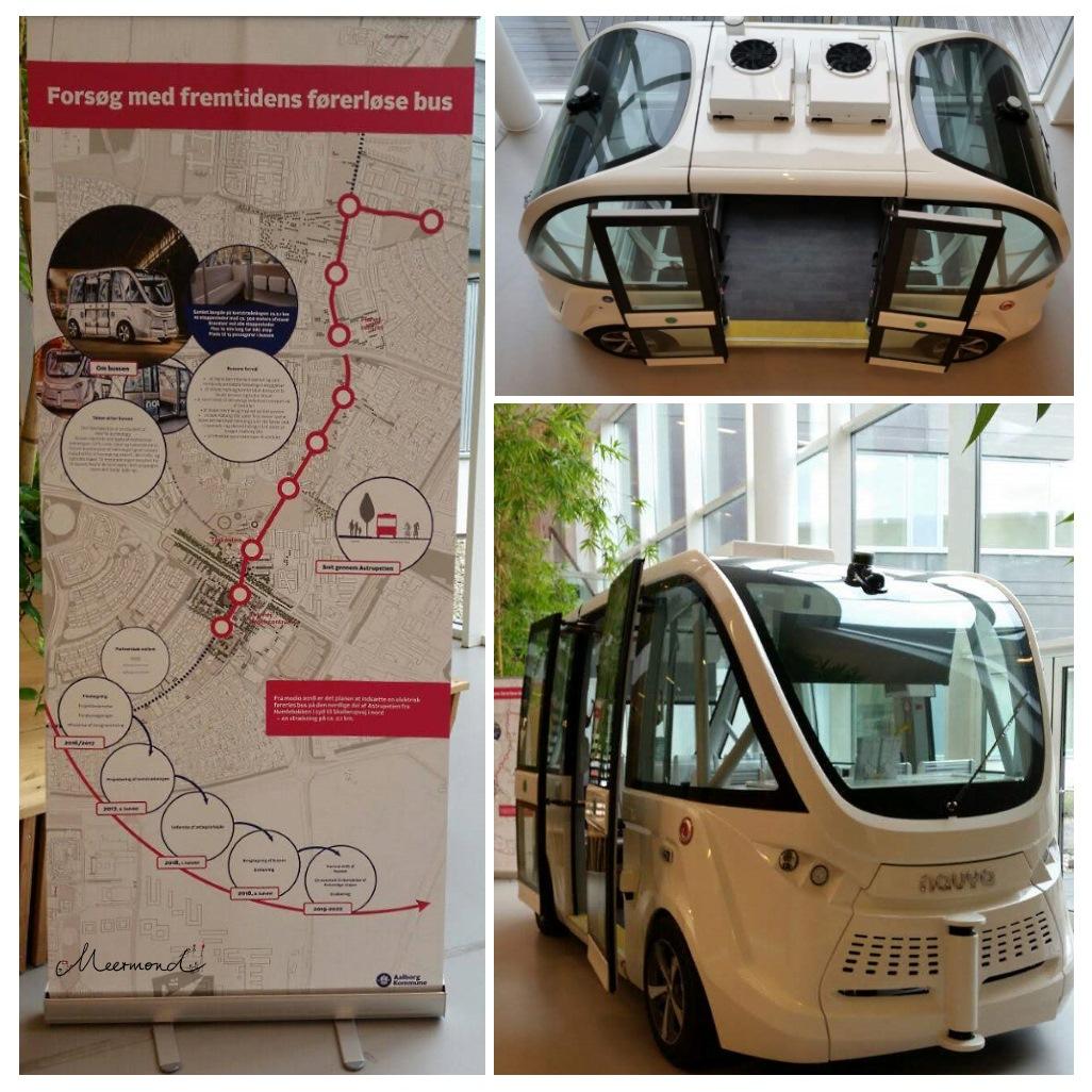 Aalborg autonome Busse