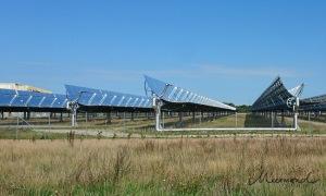 Brønderslev Solarthermie Biogas Kraftwerk