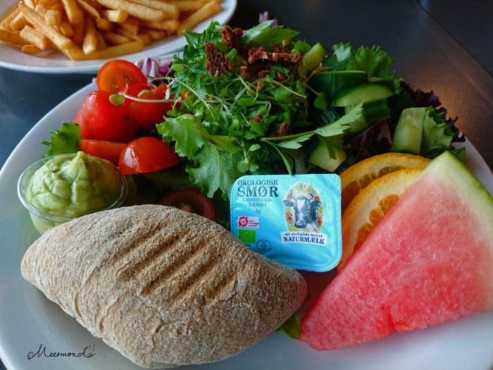 Hirtshals Dänemark Ozeanarium Cafe
