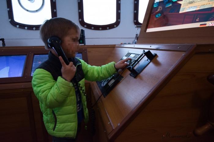 Hirtshals Ozeanarium Ausflug Kinder 2
