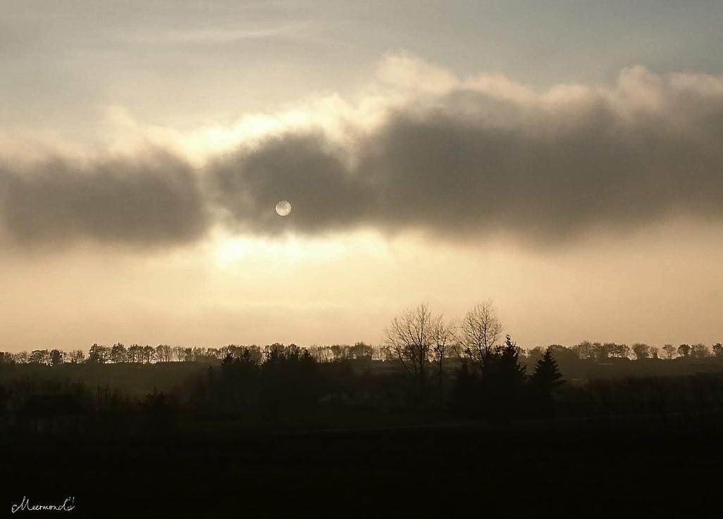 herbst nebel dänemark