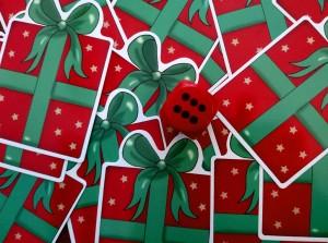 Pakkespil dänisch Weihnachten Tradition