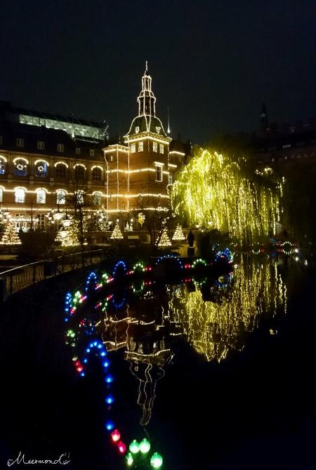 Weihnachten Tivoli Kopenhagen